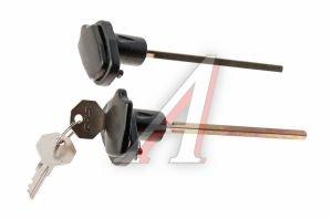 Личинка ГАЗ-3307 замка двери в сборе комплект 2шт. 4301-6105080К, 4301-6105080