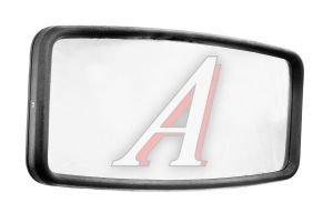 Зеркало боковое ЗИЛ-5301,ПАЗ основное сферическое без обогрева 405х205мм КРУГОВОЙ ОБЗОР V8(ZL-019) пласт.корпус, 204 пласт.корпус