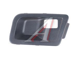 Облицовка ручки двери ГАЗ-3302 Бизнес крючка левая АВТОКОМПОНЕНТ 3302-6105189