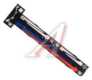 Пластина ВАЗ-21083 рычагов отопителя с символами 21083-8109462,