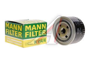 Фильтр масляный OPEL MANN W914/4, OC102,