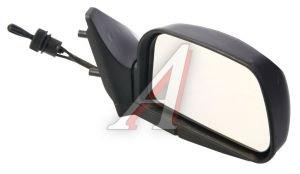 Зеркало боковое ВАЗ-2108 правое антиблик хром Политех-Р-9рта/СПп, 2108-8201050