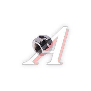 Гайка колеса М12х1.5х17 конус открытая ключ 19мм RACING 11324