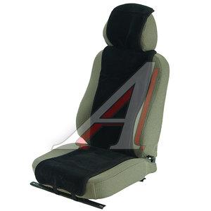 Накидка на сиденье мех натуральный (шерсть овечья) черная 1шт. Jolly Wool mini PSV 124659, 124659 PSV
