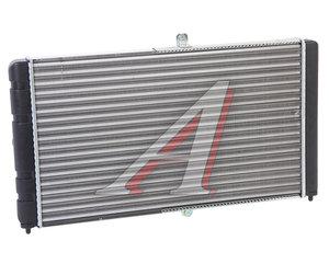 Радиатор ВАЗ-2110 алюминиевый карбюраторный двигатель ДААЗ 2112-1301012, 21120130101200