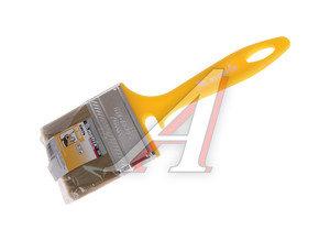 Кисть флейцевая 70х12мм для лака Color Line MATRIX 83365