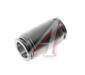 Соединитель трубки ПВХ,полиамид d=15мм прямой металлический MPUC15, АТ-0390