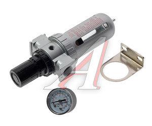 """Регулятор давления с манометром и фильтром 1/2"""" (0-10атм.) AFR804, PN-AFR804"""