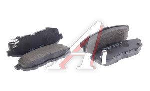 Колодки тормозные MAZDA MPV задние (4шт.) HSB HP8262, GDB3406, LEY5-26-3ZA