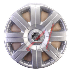 Колпак колеса R-14 декоративный серый комплект 4шт. СПОРТИВ СПОРТИВ R-14,