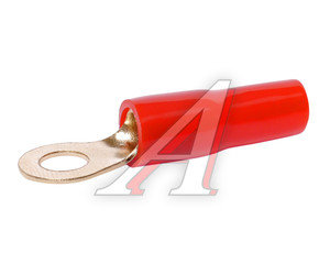 Клемма силовая 6.3мм красная BELSIS BELSIS BW4981-RС,