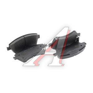 Колодки тормозные TOYOTA Avensis (09-),Verso (09-) передние (4шт.) HSB HP9927, GDB3479, 04465-02280