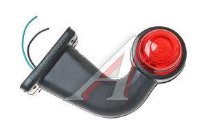 Фонарь габаритный красно-белый ФГ-6 (без лампы) ТЕХАВТОСВЕТ ФГ-6, ФГ-6.3716