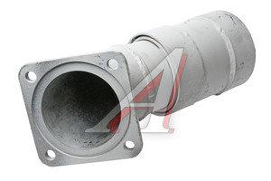 Патрубок МАЗ-64227 системы выхлопа с шарниром МВС 64227-1201009