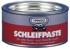 Полироль кузова восстановитель цвета PINGO 250мл PINGO 00166-5, 00166-5