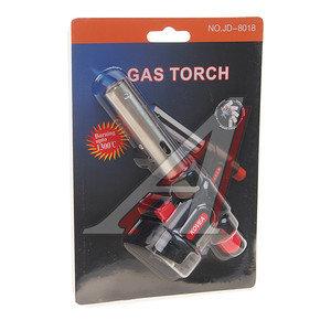 Горелка газовая бутановая бытовая с пьезоподжигом TORCH 8018,