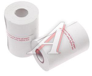 Набор бумаги для принтера тестера АКБ JTC-4609 7.5м, ширина 37мм, 2ролла JTC JTC-4609P