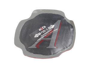Заплатка для боковых порезов (100х100мм) 2 слоя диагональная БХЗ ПД-3