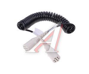 Кабель электрический 6+1-полюсный полуприцепа дополнительный L=4500мм (пластиковые штекеры) VIGNAL 611080, 611080/09707/09705/09706/577040/07693726A/8KA004798011/8KA007965011, A6735400139/20223051/1485618/6735400139