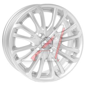 Диск колесный литой HYUNDAI Accent,Getz R14 Римэкс БП КС-583 K&K 4х100 ЕТ46 D-54,1