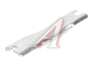 Планка распорная ВАЗ-2108 колодок тормозных задних левая 2108-3507037-00, 21080350703700, 2108-3507037