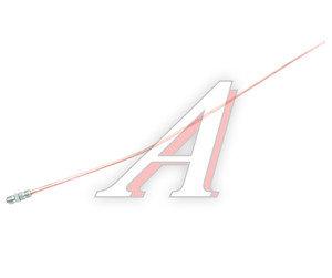 Трубка тормозная УРАЛ от тройника к переднему тормозу в сборе L=760мм/d=6мм медь (ОАО АЗ УРАЛ) 375-3506012