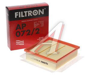 Фильтр воздушный OPEL Corsa D (06-) (1.3/1.7 CDTI) FILTRON AP072/2, LX1982