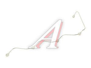 Трубка топливная КАМАЗ-ЕВРО-3 дренажная форсунок левая (ОАО КАМАЗ) 740.60-1104346