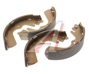 Колодки тормозные HYUNDAI Porter задние барабанные (4шт.) SANGSIN SA140, 58305-4BA20