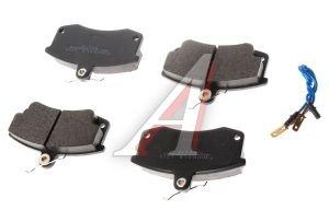 Колодки тормозные ВАЗ-2110 передние (4шт.) FINWHALE 2108-3501090, V210, 2110-3501080