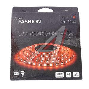 Лента светодиодная гибкая 30 LED 5м IP20 красная ЭРА 5055398613771, ER-30R, ЭРА