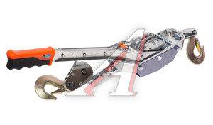 Лебедка ручная рычажная 2.5т L=1.7м тросовая НР НР121D-GS, 386638