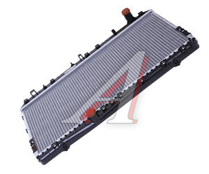 Радиатор CHEVROLET Lacetti (1.4/1.6i) 16V NISSENS 61633, NDC-R004, 96553378