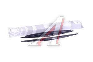Щетка стеклоочистителя MINI Cooper (R50,53,56),Clubman (R50,55) переднего комплект OE 61610028137