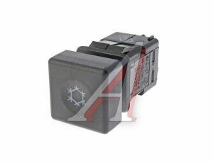Выключатель кнопка ВАЗ-2110 кондиционера АВТОАРМАТУРА 832.3710-04.01