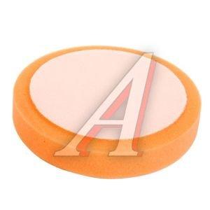 Круг полировочный поролон на липучке оранжевый 150х30 TOR, 47030