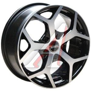 Диск колесный литой FORD Focus 2 R16 BD TECH Line 632 5x108 ЕТ52,5 D-63,4