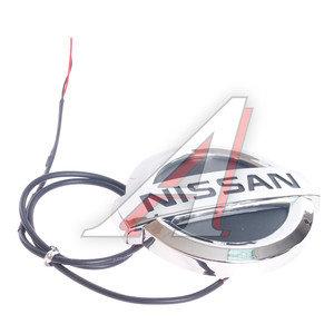 Эмблема автомобильная NISSAN Tiida с подсветкой 12V Эмблема NISSAN Tiida,