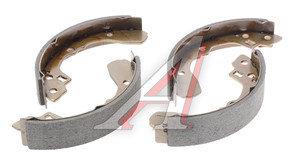 Колодки тормозные KIA Spectra (ИЖ),Shuma,Shuma 2,Sephia 2 задние барабанные (4шт.) HSB HS1005, GS8692, 0K2N1-2638Z