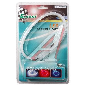 Лента светодиодная гибкая 36 LED белая (блистер) GLIPART GT-50954W