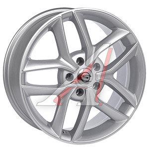 Диск колесный литой SSANGYONG Actyon (10-) R17 983 S FR Design 5х112 ЕТ39,5 D-66,5