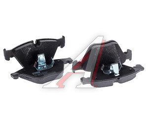 Колодки тормозные BMW 5 (F10),7 (F01) передние (4шт.) TRW GDB1854,