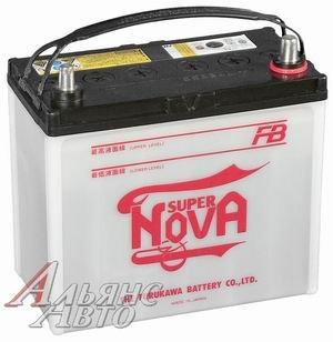 Аккумулятор SUPER NOVA 45А/ч обратная полярность 6СТ45 55B24L, 81294