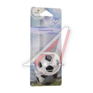 Ароматизатор подвесной гелевый (ваниль) фигура Футбольный мяч FKVJP PSOC-92,