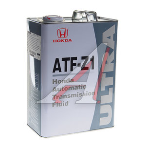 Масло трансмиссионное ATF для АКПП Z1 08266-99904 4л HONDA 08266-99904, HONDA ATF