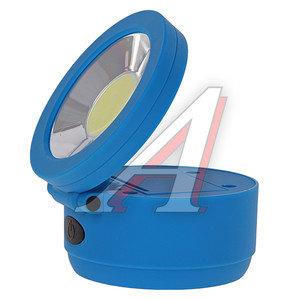 Фонарь 1 светодиод COB инспекционный магнит, крючок DOLLEX FIS-02