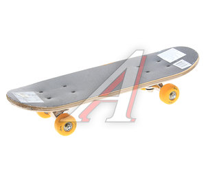 "Скейтборд 20х6"" алюминиевый трак Junior 2 LARSEN 336051, MSA-2"