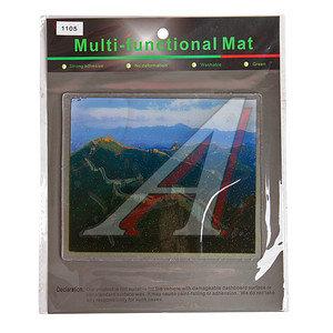 Коврик на панель приборов универсальный противоскользящий 180х150 с рисунком китайская стена ART1105