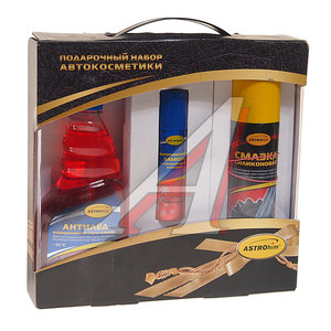 Набор подарочный №11 (размораживатель замков и стекол,силиконовая смазка) АСТРОХИМ ASTROhim ACT-5111, ACT-5111