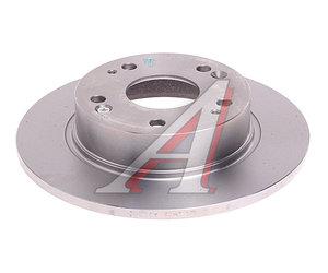 Диск тормозной HONDA Accord (03-) задний (1шт.) BREMBO 08.A327.10, DF4428, 42510-SEA-E00/42510-SEA-E50